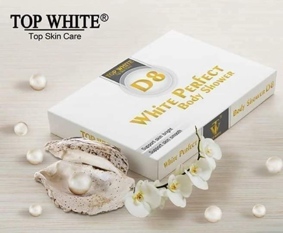 Tắm trắng White Perfect D8 Top White