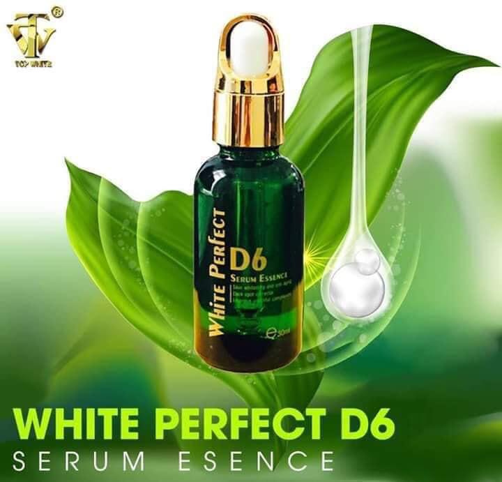 Serum White Perfect D6 Top White