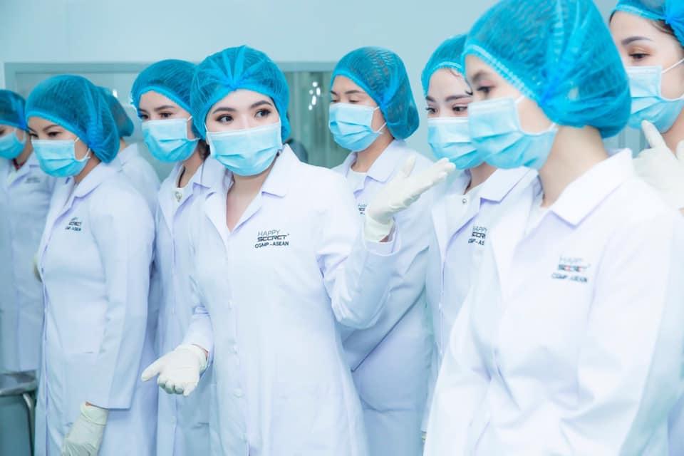 Nhà máy Happy Secret - Mỹ phẩm Top White đạt chuẩn CGMP-ASEAN