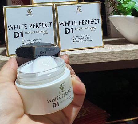 Tại sao Top White D1 luôn bán chạy nhất và được nhiều người tin tưởng đến vậy?